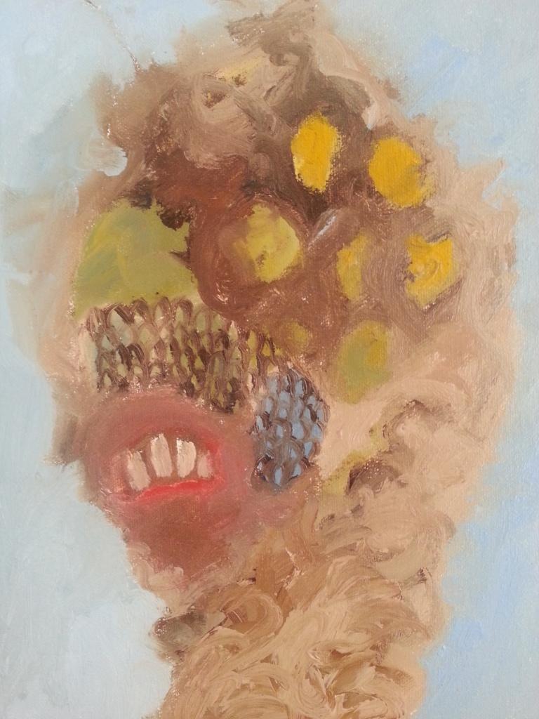 Untitled, by Sandra Hickey