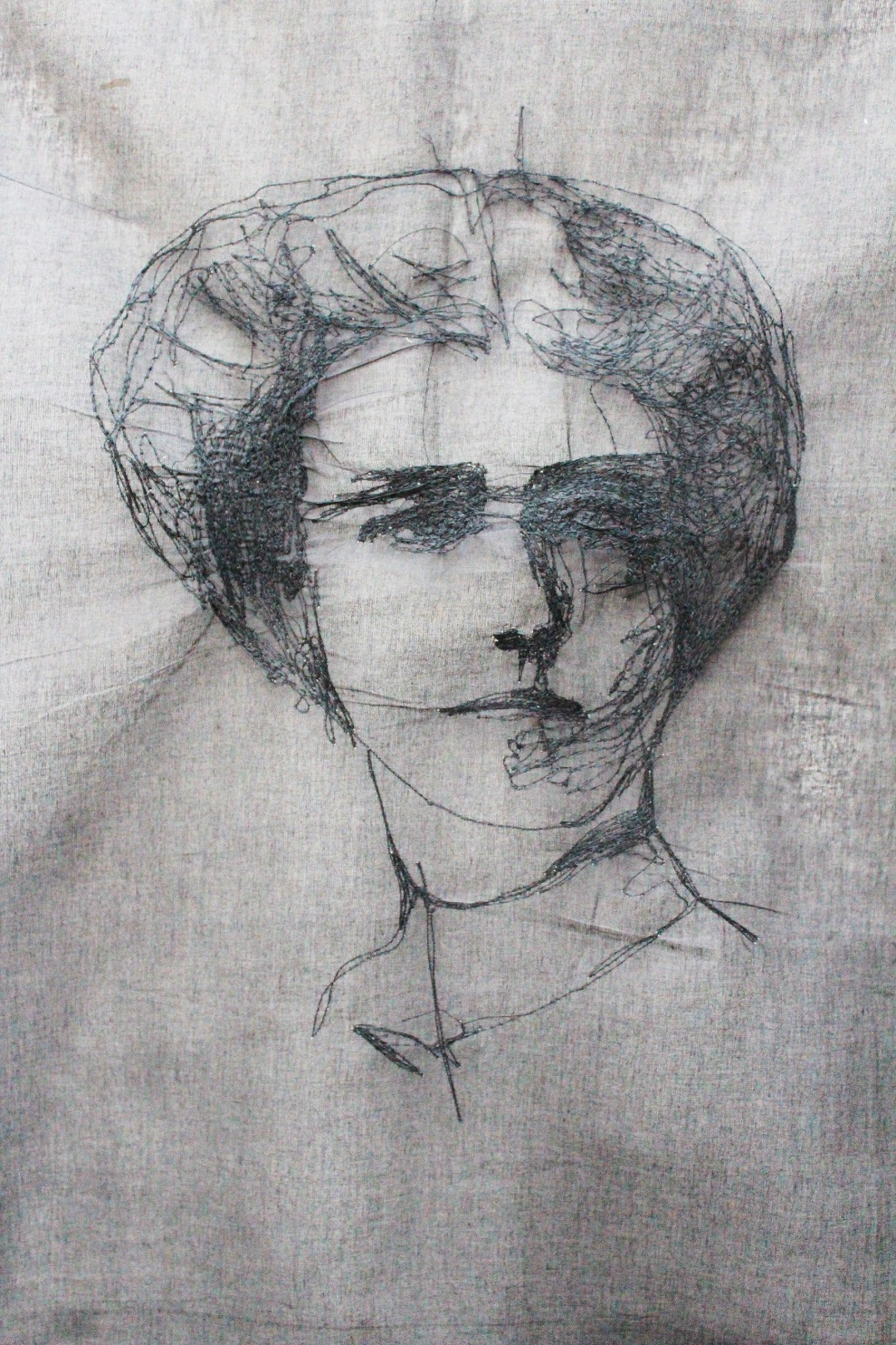 'Kathleen Daly' by Ciara Harrison (from Shadowed Women, 2016)