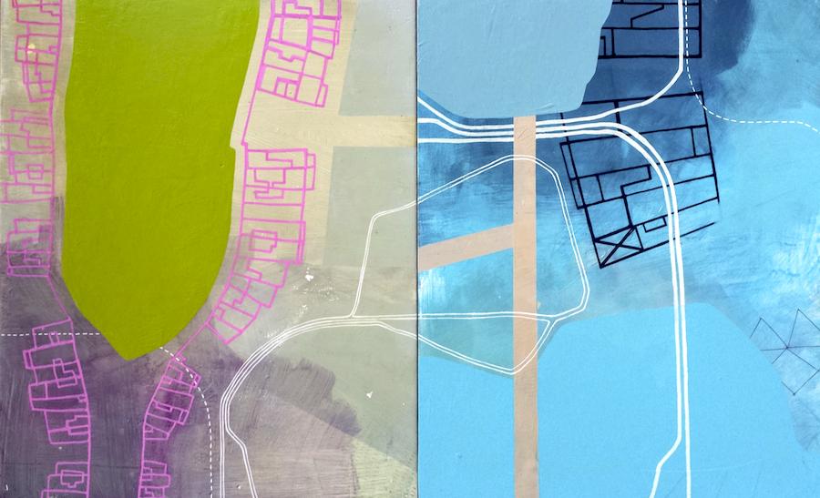 Roundabout by Naomi Taitz Duffy