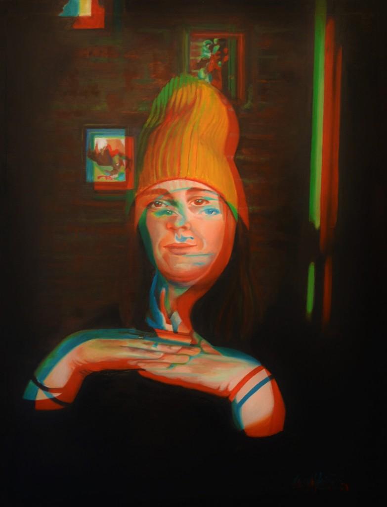 Sa-Brina-Ah-Ah, by Leah Hewson