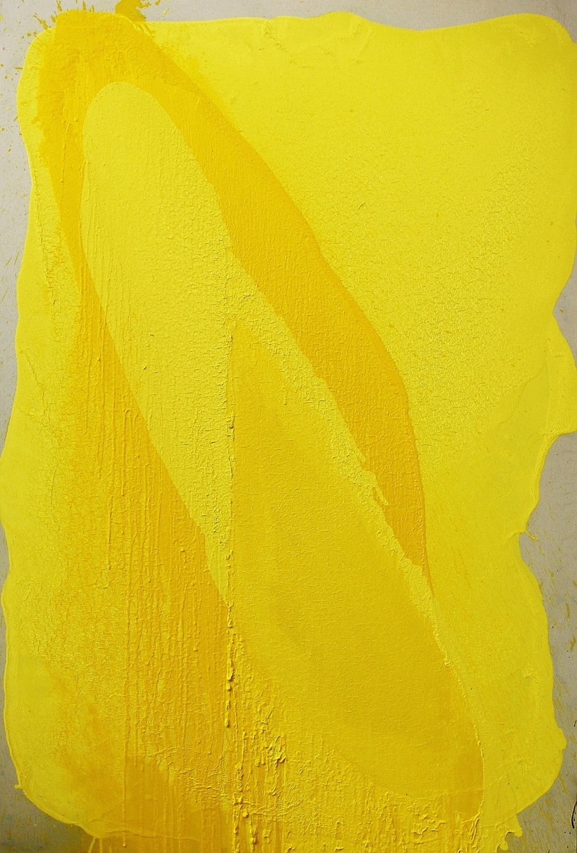 Mo Chlann (Yellow) by Eoin Francis McCormack